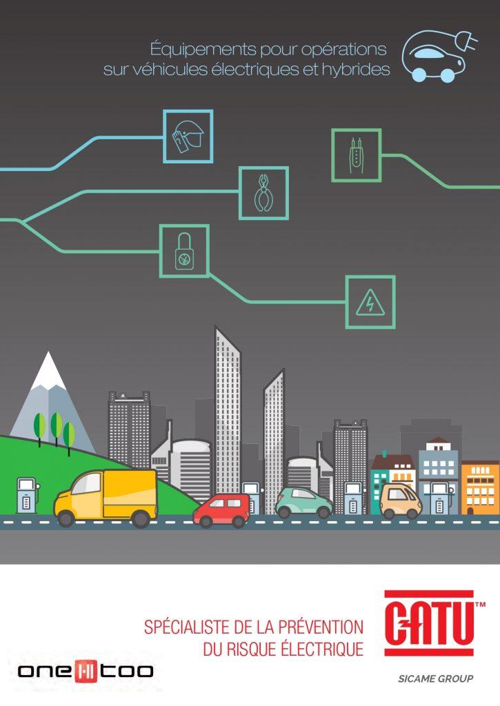 Equipements pour intervention sur véhicules électriques et hybrides